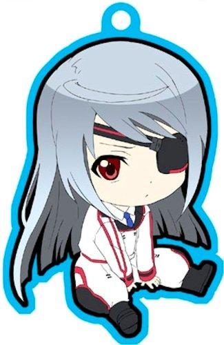 IS (インフィニット・ストラトス) メタルキーホルダー ラウラ/制服
