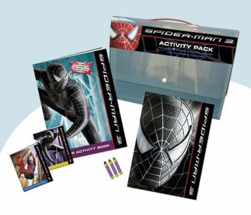 Activity Pack (  Spider-Man 3  ) PDF