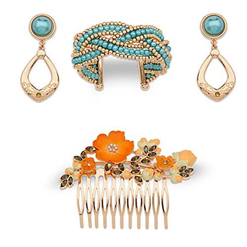 Disney Store Elena of Avalor Jewelry Set