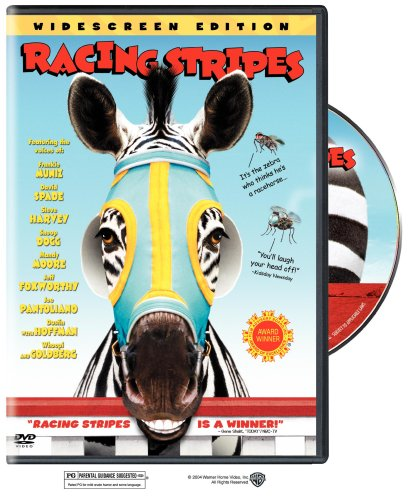 Cover art for  Racing Stripes (Widescreen Edition)