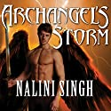 Archangel's Storm: Guild Hunter, Book 5 Audiobook by Nalini Singh Narrated by Justine Eyre
