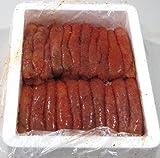 博多食材工房 無着色1Kg 国産 鱈子使用 わけあり(色の規格落)期間限定 YT-K1 067-347