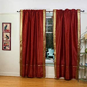 rust curtains where to buy