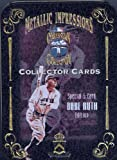 Babe Ruth Metallic Impressions 5-Card Collector's Edition