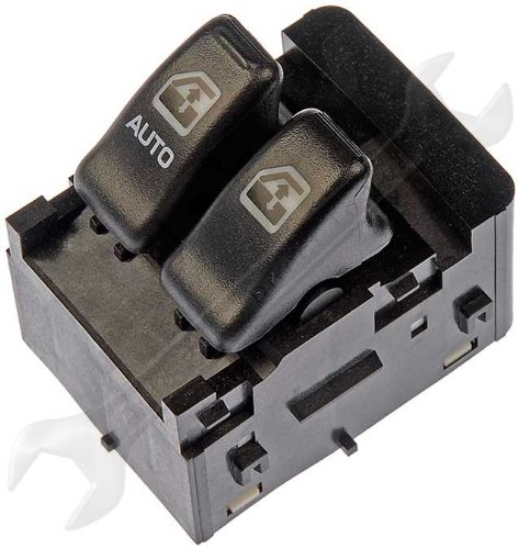 Apdty 012136 power window master switch fits front left for 2000 chevy venture power window switch