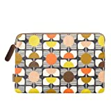 Orla Kiely Sleeve for 13 inch Laptop - Square Flower