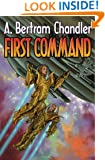 First Command (John Grimes Rim Worlds Book 2)