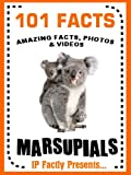 "IP Factly presents... ""101 Facts… Marsupials!""  Amazing facts, photos and  video links  to some of the world's most unusual animals.  IP Factly's 101 Facts series has been designed to encourage and bolster independent reading by whetting the appetit..."