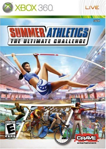 Summer Athletics The Ultimate Challenge - Xbox 360 (Jewel case) - 1