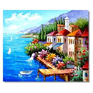 Oil paintings for sale car interior design for Oil paintings for sale amazon