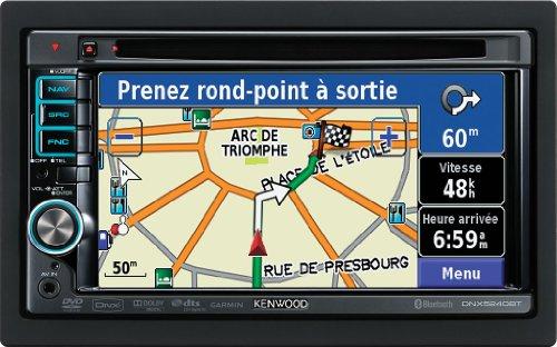 Kenwood DNX-5240 BT Auto Navigationssystem (DVD-Player,
