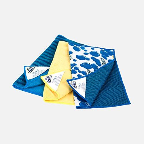 OXI CLEAN Microfiber Cleaning Cloths Towel Trio (Photo Developer Machine compare prices)