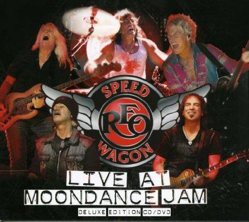 REO Speedwagon - Live at Moondance Jam CD/DVD Deluxe Edition - Zortam Music