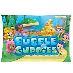 Bubble Guppies Custom Pillowcase Standard Size 20x30 Pwc 497 Bubble Guppies
