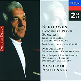 "Beethoven: Piano Sonata No.17 in D minor, Op.31 No.2 -""Tempest"" - 2. Adagio"