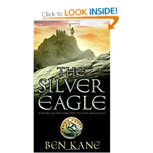 The Silver Eagle - Ben Kane