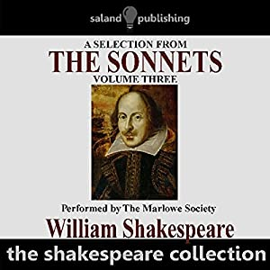 The Sonnets Volume 3 Audiobook