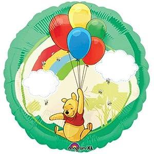 "18"" Winnie The Pooh Foil Balloon (1 per package)"