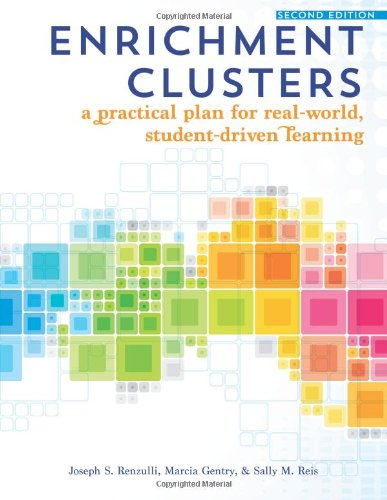 Enrichment Clusters: A Practical Plan for Real-World, Student-Driven Learning PDF