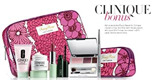 CLINIQUE NEW! Fall/Winter Holidays 2011 8-Piece Gift Set