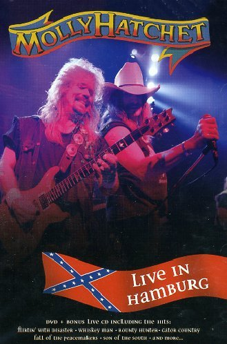Molly Hatchet - Live In Hamburg (Dvd+Cd)