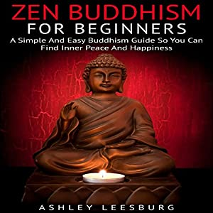 Zen Buddhism for Beginners Audiobook