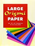 Large Origami Paper: 24 9 x 9 Sheets...