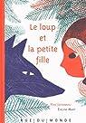 Le loup et la petite fille par Jaffrennou