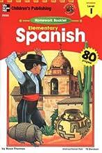 FRANK SCHAFFE RPUBLICATIONS HOMEWORK BOOKLET SPANISH 1 ELEMLEVEL 1 ELEMENTARY