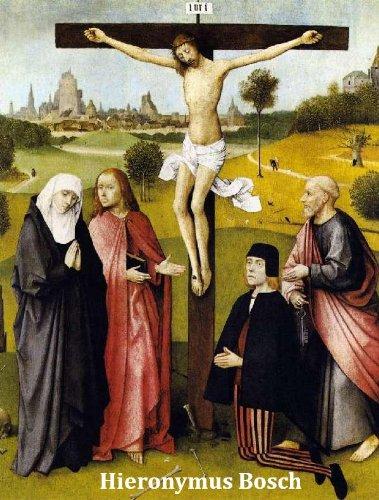 76 Color Paintings of Hieronymus Bosch - Dutch Renaissance Painter (c. 1450 - August 9, 1516)