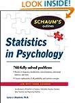 Schaum's Outline of Statistics in Psy...