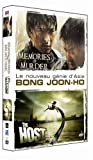 Bong Joon-ho - Coffret -  Memories of Murder + The Host
