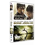 Bong Joon-ho - Coffret -  Memories of Murder + The Hostpar Kang-Ho Song