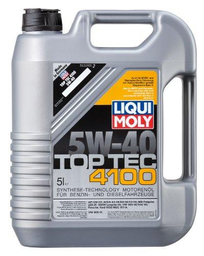 Motoröl Liqui Moly Top Tec 4100 5W-40, 5l