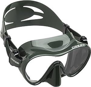 Cressi F1 - Gafas de buceo sin marco