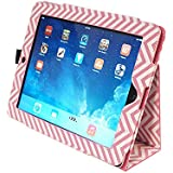 Kyasi Seattle Classic-iPad Air Case Wobbly Pink