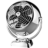 Vornado VFAN Jr. Vintage Air Circulator, Chrome