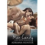 Man Candy (BBW Erotic Romance) ~ Adriana Hunter
