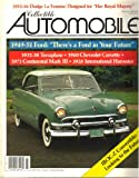 img - for Collectible Automobile, February 1988 book / textbook / text book