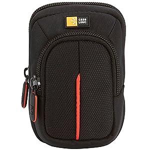Case Logic DCB302K Housse en nylon pour Appareil photo compact compact Noir