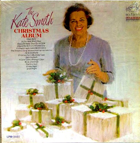 Kate Smith At Carnegie Hall