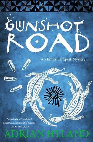 book cover of Gunshot Road