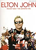 Various Elton John Rocket Man The Definitive Hits Pvg