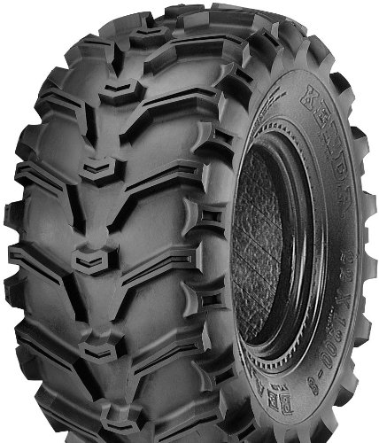 Kenda K299 Bear Claw Tire - Front Rear - 25x8x11 - Position Front Rear - Rim Size 11 - Tire Application All-Terrain - Tire Size 25x8x11 - Tire Type ATV UTV - Tire Construction Bias - Tire Ply 6 082991145C1
