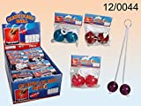 Plastic Click Click Balls - Just like the Classic 1970 Clackers - Girls Perfect Ideal Christmas Stocking Filler Gift Present