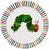 The Very Hungry Caterpillar Happy Birthday Party Plates, pk8