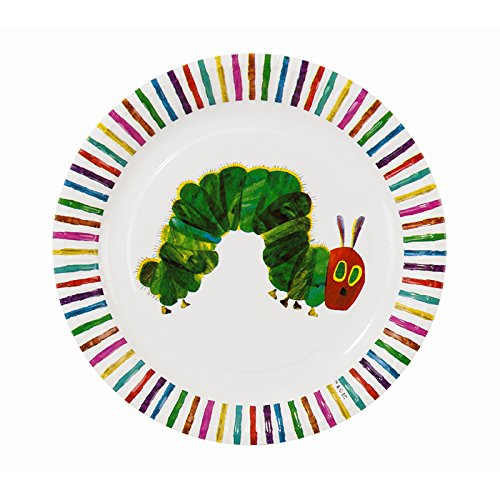 Hungry Caterpillar Birthday Party Plates 1 Packung