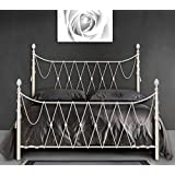 Bett aus Schmiedeeisen : Modell MAR