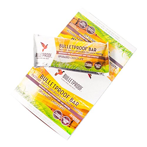 Bulletproof® Chocolate Collagen Bar, 1.58oz, 12 Count