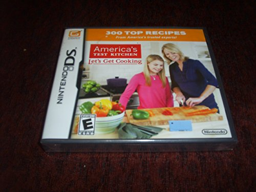 "America""s Test Kitchen: Let""s Get Cooking (Nintendo DS) - 1"